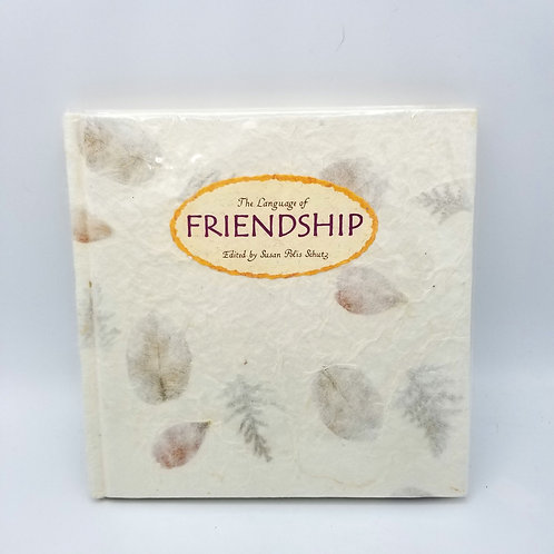 The Language of Friendship - New