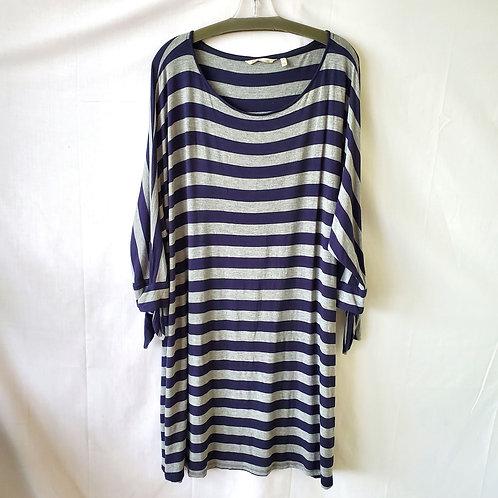 Soft Surroundings Dolman Sleeve Relaxed Dress - 3X