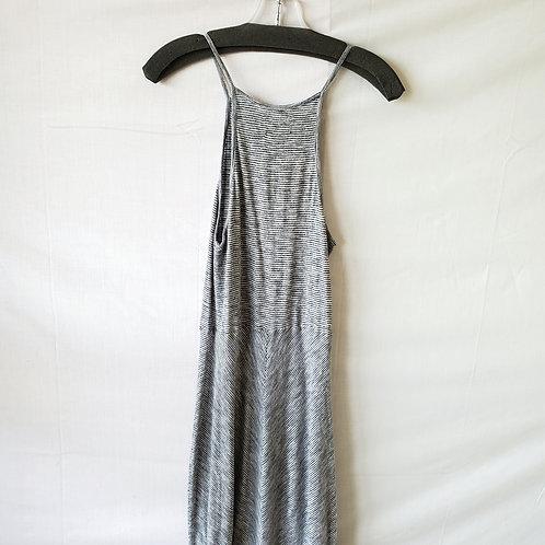 Lou & Grey Mini Striped Maxi Dress - S