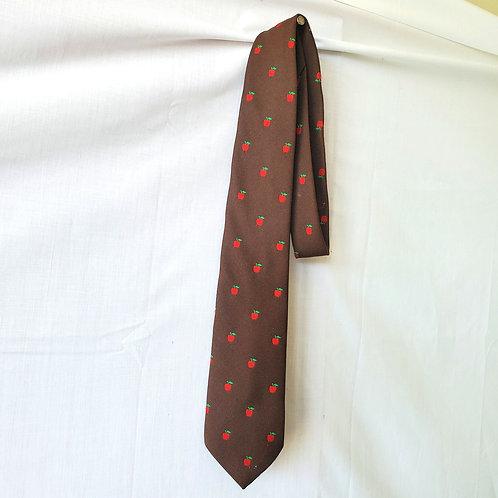 Vintage Charing Cross Apple Tie