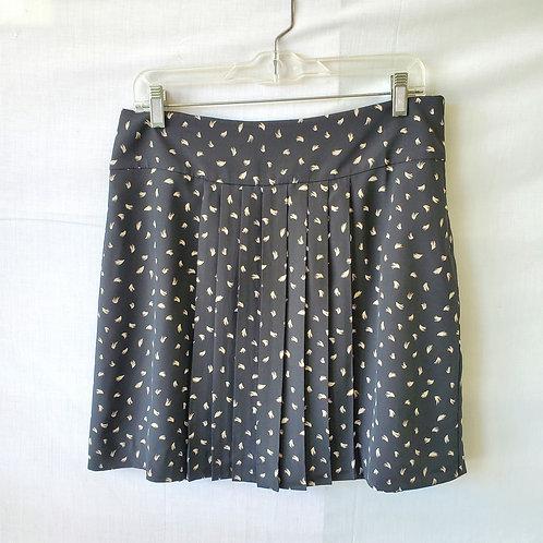 LOFT Pleated Skirt - size 6