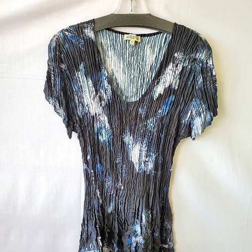 Alquema Crinkle Dress - size 2/size 12