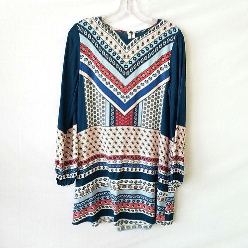 Express Pattern Dress - S