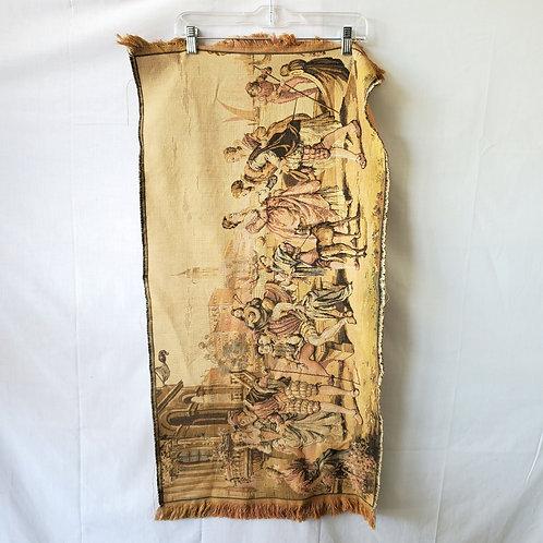 Vintage Tapestry - Made in Belgium