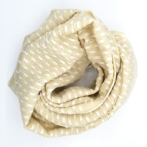 Land's End Neutral Infinity Scarf