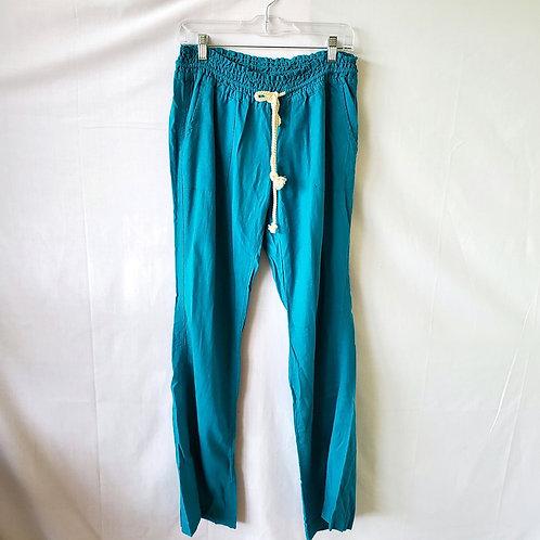 Roxy Drawstring Beach Pants - XL
