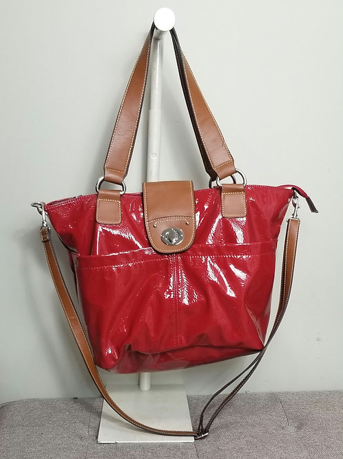 St John's Bay Cherry Red Purse