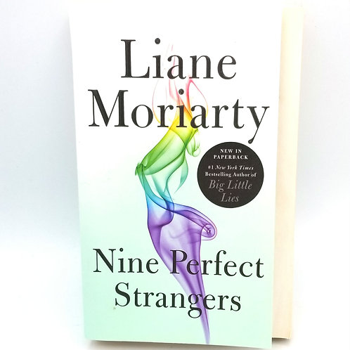 Nine Perfect Strangers by Lianne Moriarty