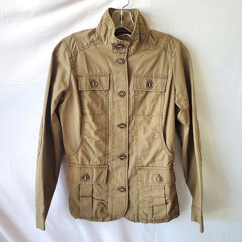 Eddie Bauer Cotton Utility Jacket - Petite S
