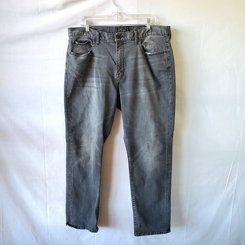 Lucky Brand 410 Athletic Fit Gray Jeans - size 38 x 32