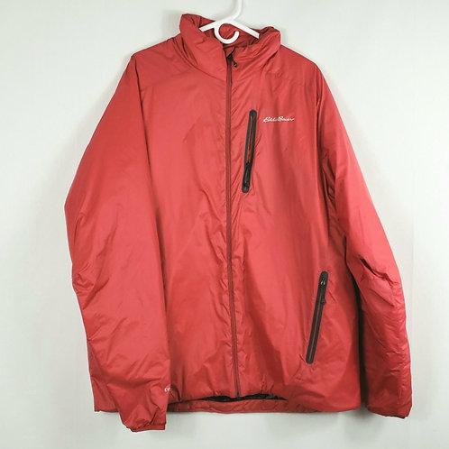 Eddie Bauer First Ascent Red Down Jacket - XL