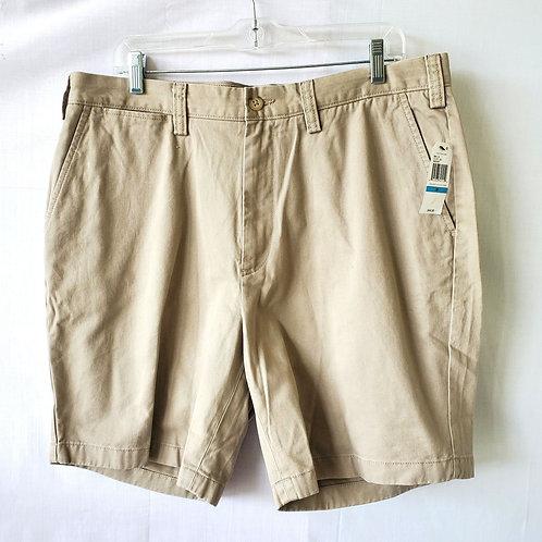 Nautica Khaki Shorts - size 36 - New
