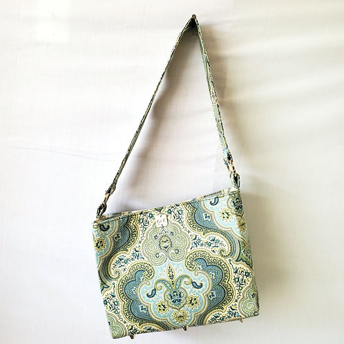 Kyle B Structured Cloth Tote - Like New