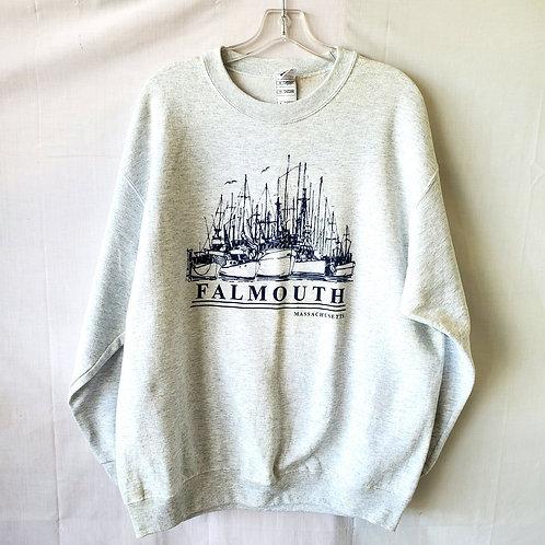 Falmouth MA Sweatshirt - XL