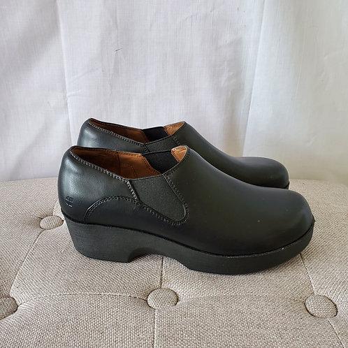 Shoes for Crews Black Clogs - size 7.5