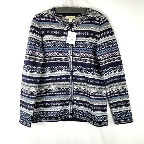Appleseed's Nordic Style Cardigan - S