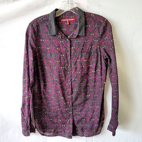 Comptoir des Cotonniers Cotton Button Up Shirt - size 38/S