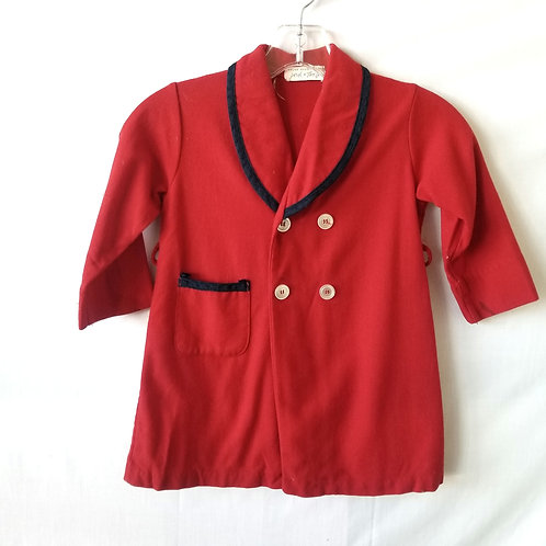 Vintage Lord & Taylor Young People's Shop Robe