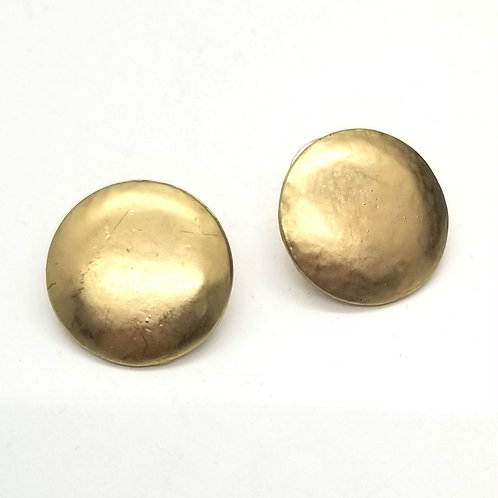 Large Hammered Studs