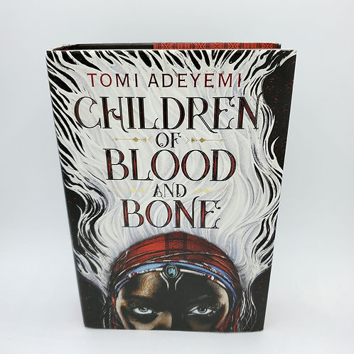 Children of Blood & Bone by Toni Adeyemi - YA Novel
