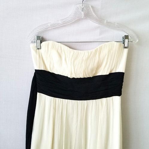 BCBG Max Azria Strapless Evening Dress - size 6
