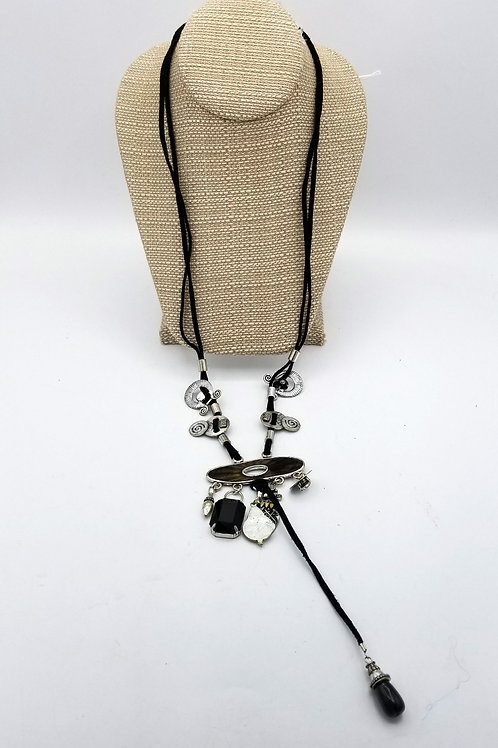 Funky Charm Necklace