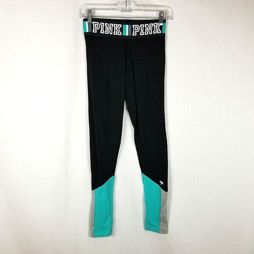 PINK Colorblock Leggings - XS