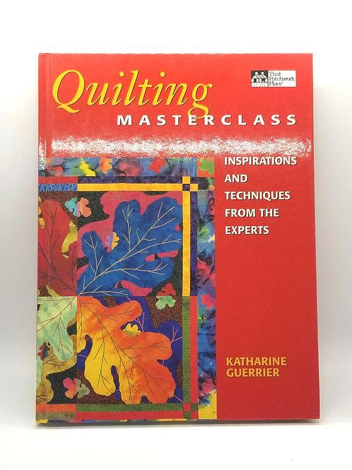 Quilting Masterclass