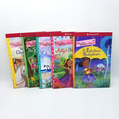 American Girl Wellie Wishers - set of 5 books