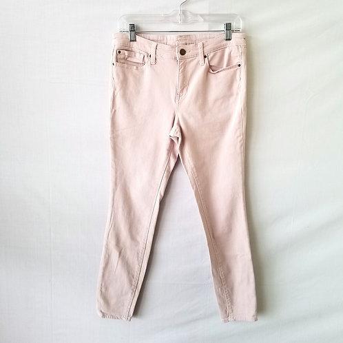 GAP Factory Pale Pink Legging Jeans - size 6