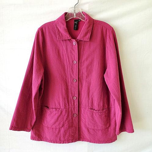 Focus Raspberry Shirt/Jacket - M