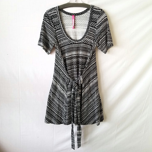 Plenty by Tracy Reese Tie Front Tunic - S