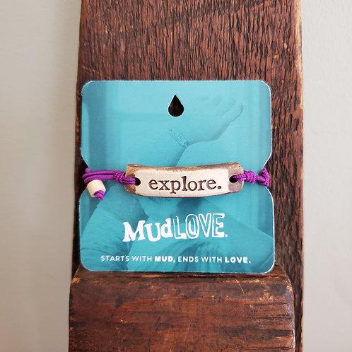 MudLove Explore Bracelet - New