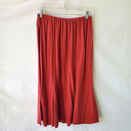 Cutloose 100% Tencel Brick Skirt - XS