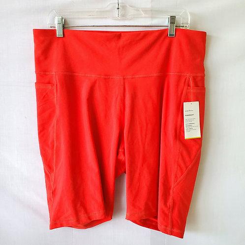 Old Navy Powersoft Bermuda Length Bike Shorts - XXL - New