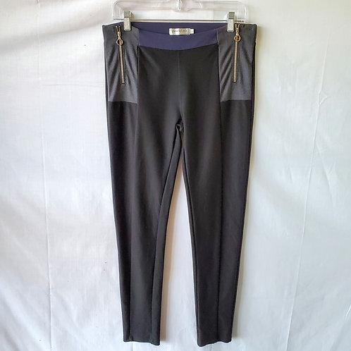 Patrizia Luca Milano Pull Pants with Panels - L