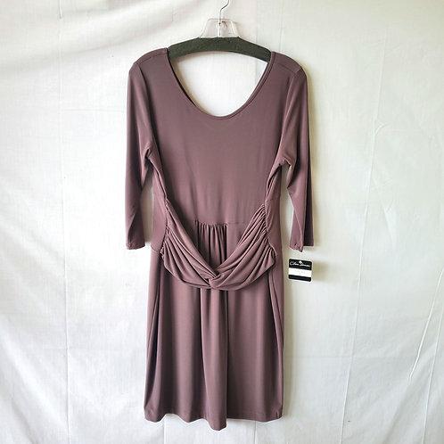 Clara Sunwoo Twist Front Dress - M - New