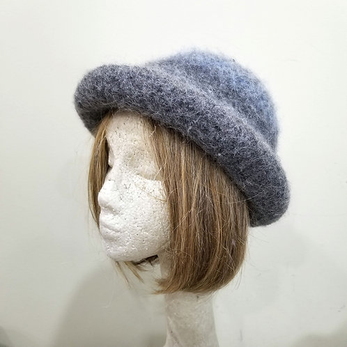 Second Wind Knit Felt Hat - approx S