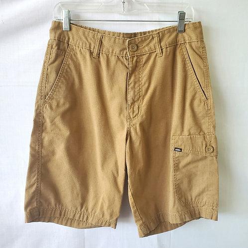 Vans Tan Cargo Shorts - size 30