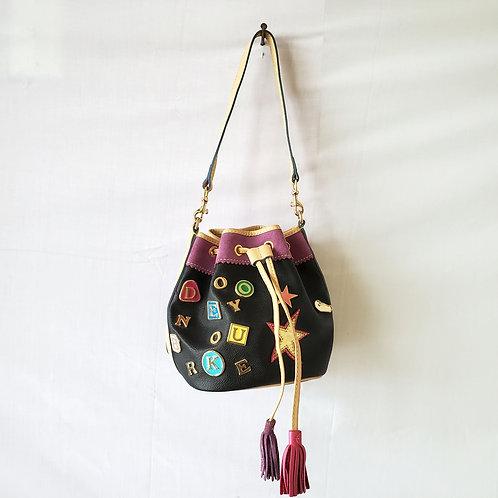 Dooney & Burke Mini Bucket Bag - as is
