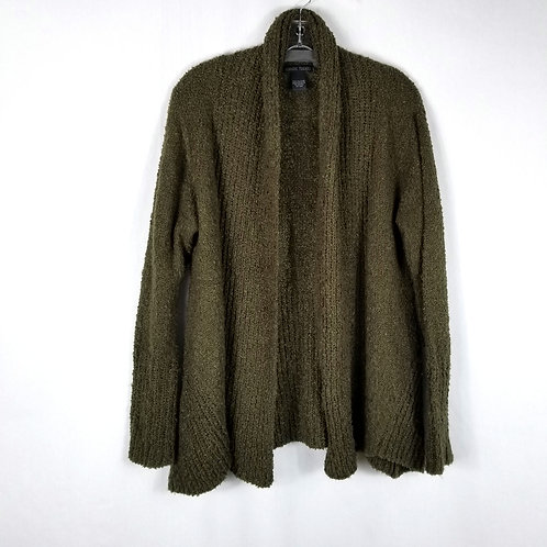 Nomadic Traders Olive Open Knit Cardigan - S/M