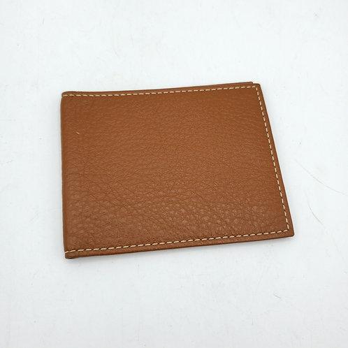 Mulberry Slim Brown Leather Billfold