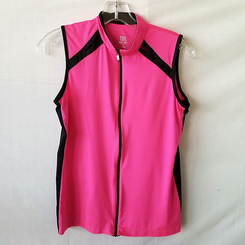 Tail White Label Hot Pink Active Vest - S