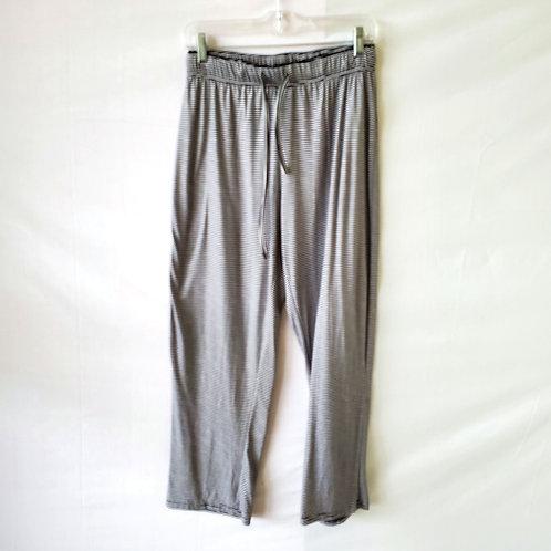 Tahari Mini Stripe PJ Pants - S