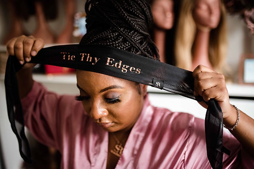 Tie Thy Edges Scarf