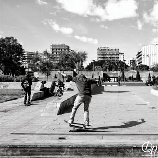 Skateboy, Borghetto Europa, Catania