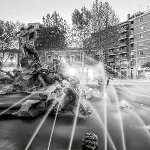 Fontana del ratto di Proserpina, Catania