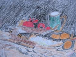 Natura morta, tratto da Van Gogh