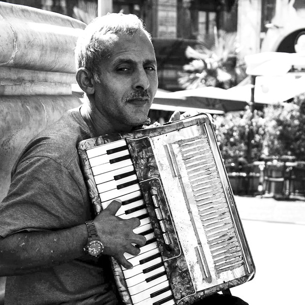 Il musicista dell'est