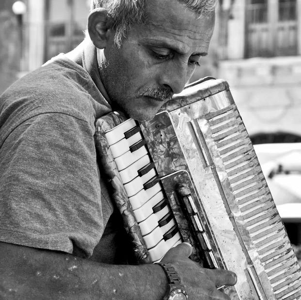 Ritratto di un musicista
